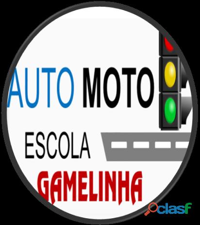 Auto Moto Escola Gamelinha trabalha na formação de condutores. 10