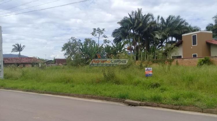 Adriano carpes vende terreno pronto para construir em luiz