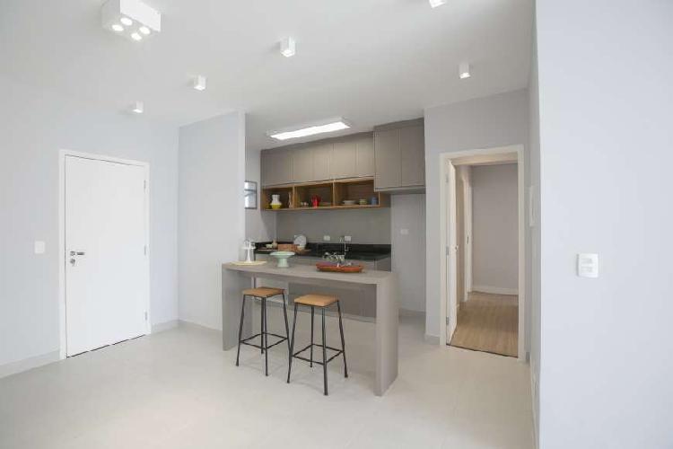 Apartamento com 88m², 3 dormitórios, 1 suíte e 1 vaga de