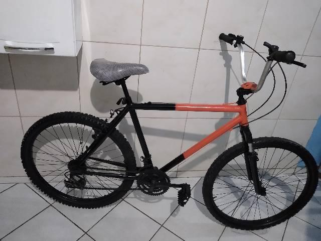 Bicicleta aro 26 18 marchas shimano bike