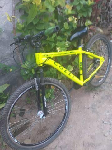 Bicicleta aro 29 da marca: colli, toda rolamento e toda