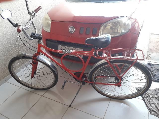 Bicicleta monark.