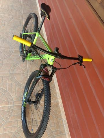 Bike 29 cannondale fsi 5 carbono