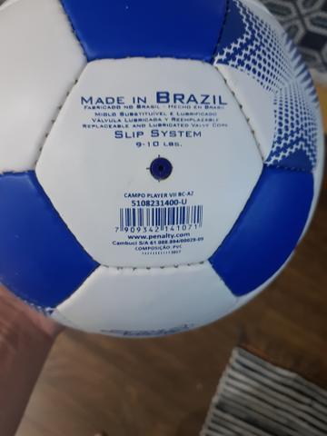 Bola original penalty de futebol de campo