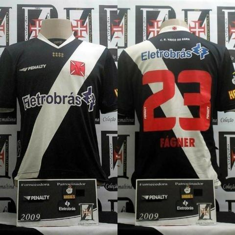 Camisa vasco 2009 #23