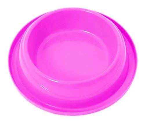 Comedouro anti-formiga gatos rosa alvorada