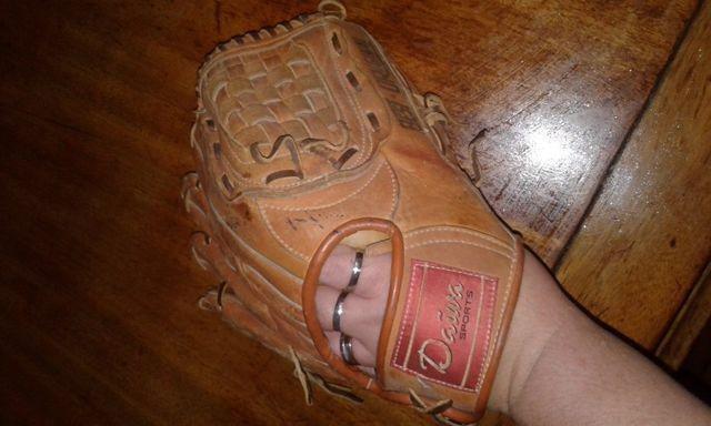 Luva de baseball daiwa