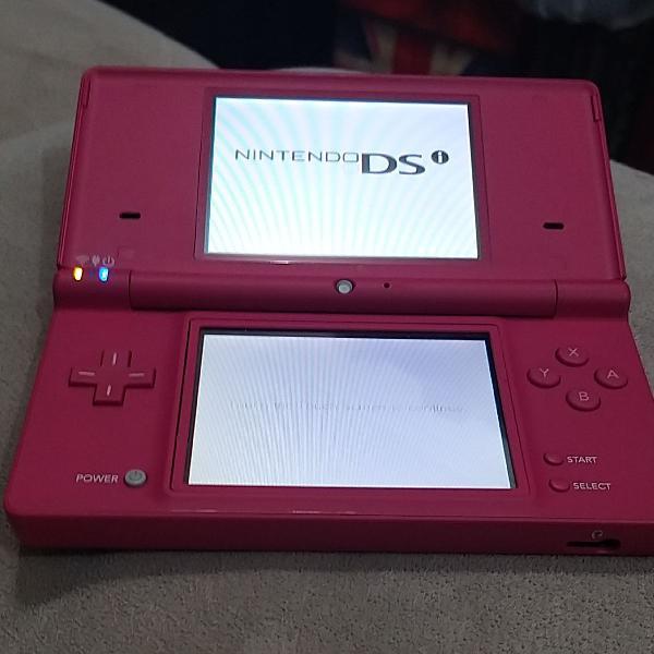 Nintendo dsi desbloqueado com 45 jogos na memória. com