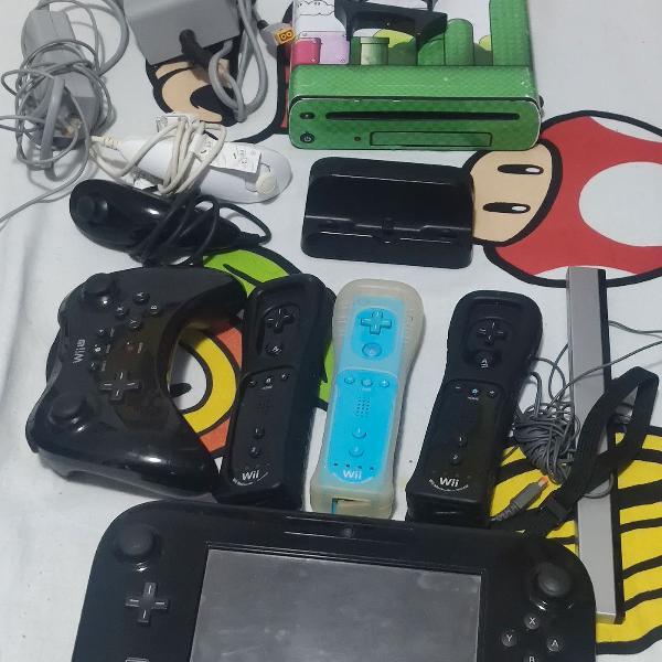 Nintendo wiiu completão