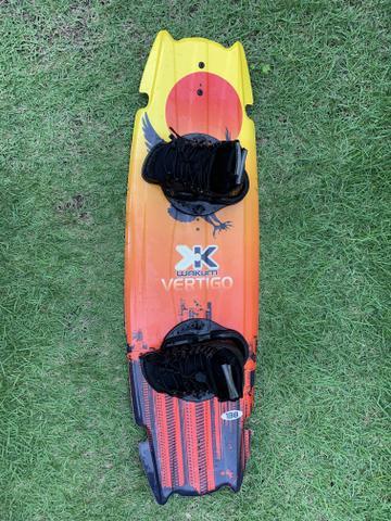 Prancha wake board / kite surf - marca wakum 138?