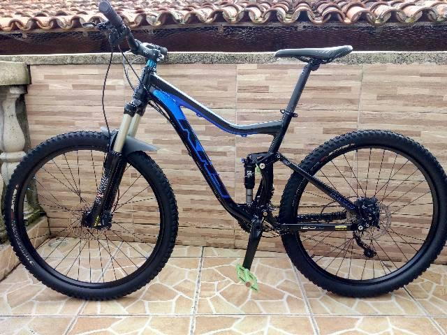 Trail bike top