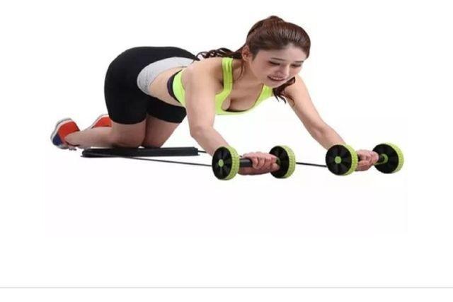 Treinamento academia em sua casa