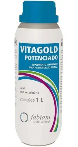 Vitagold potenciado 1 litro