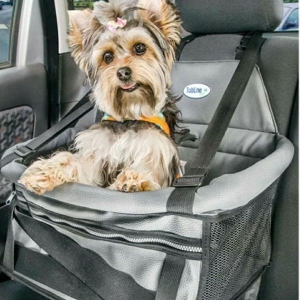 Assento para cães em carro