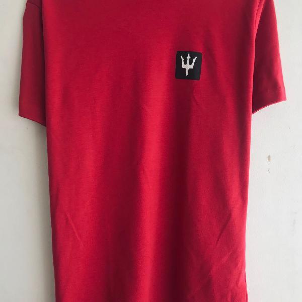 Camisa osklen malhão big shirt tamanho g nova nunca usada