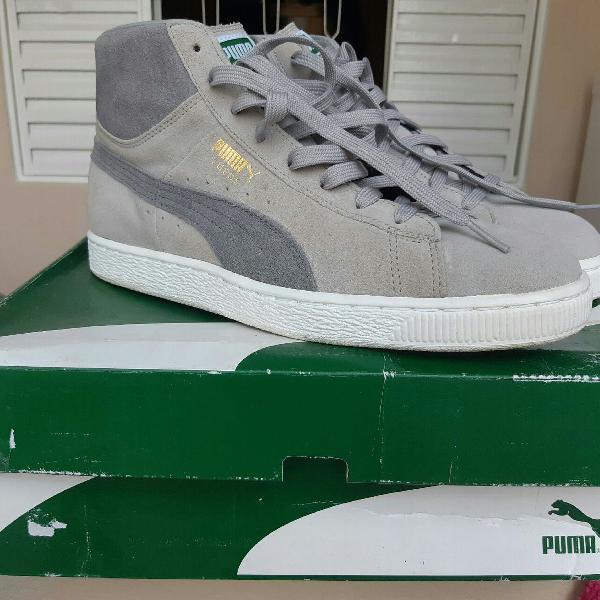 combo style - Puma Suede Mid x Boné Nike SB
