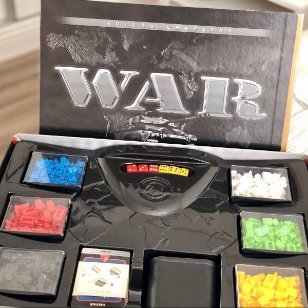 Jogo War Edicao Especial Em Sumare Clasf Jogos