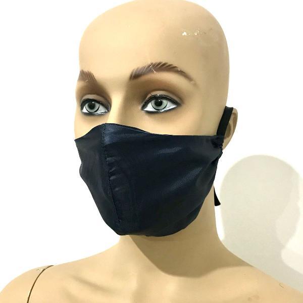 Kit máscara tecido - 6 unidades