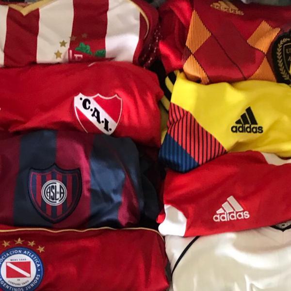 Lote camisas de time originais todas gg
