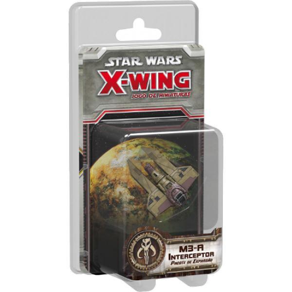M3-a interceptor: star wars x-wing - galápagos jogos