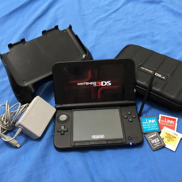 Nintendo 3ds xl (completo)