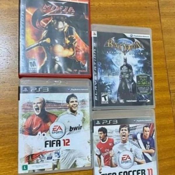 Ps3 - varios jogos