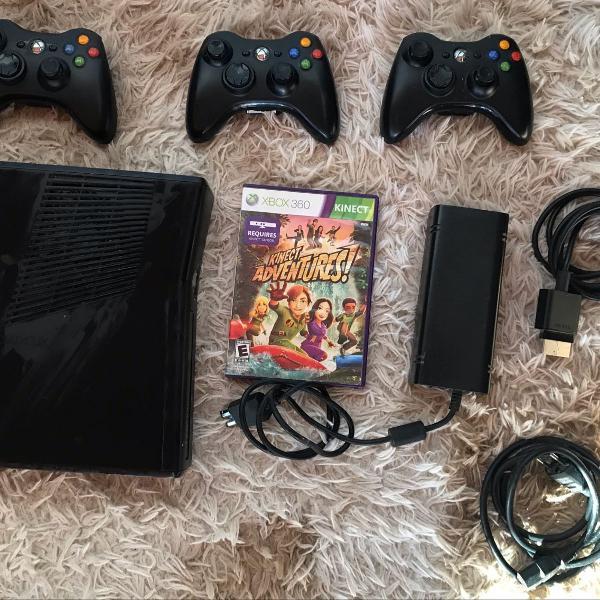Xbox 360- completo