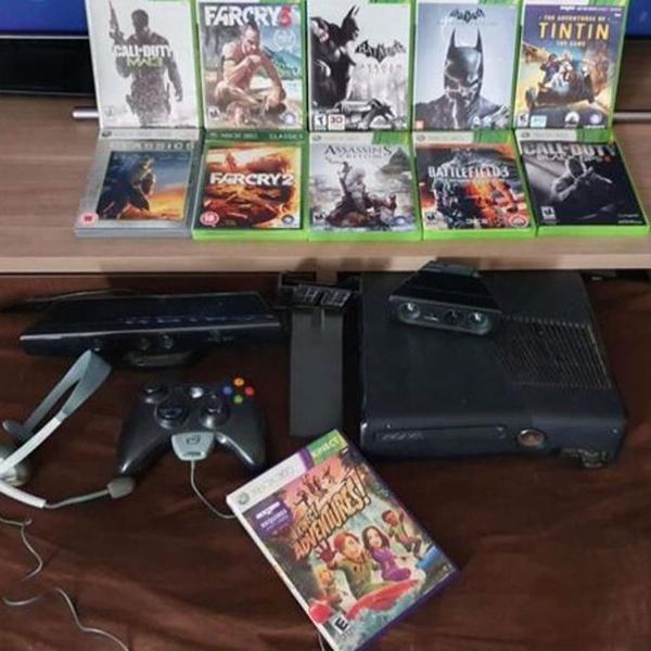 Xbox 360 preto