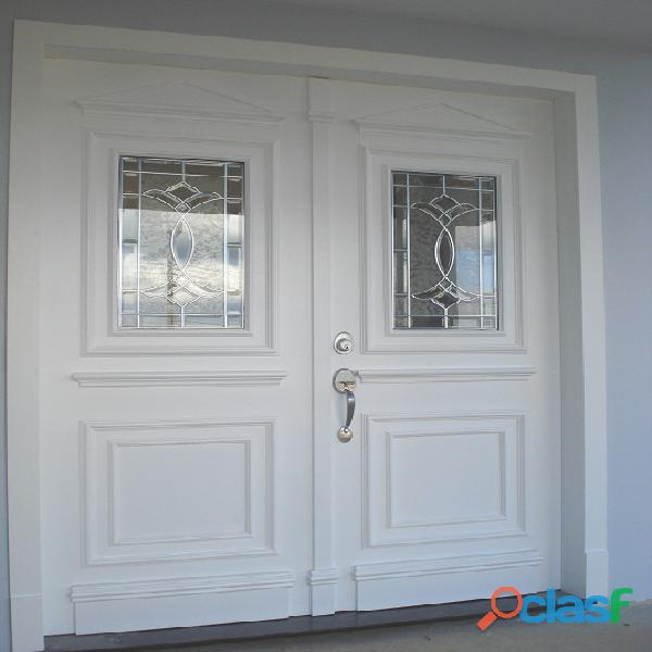 Onde comprar portas de madeira