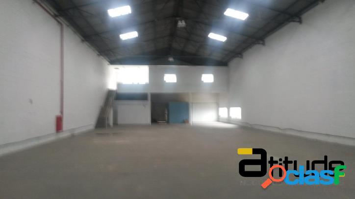 Galpão 720 m2 chácara marco em barueri - sp.