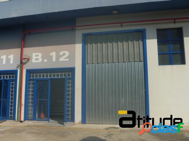 Galpão 750 m2 alphaville - barueri