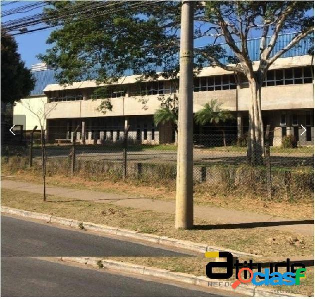 Galpão industrial de 3.429 m² alphaville barueri