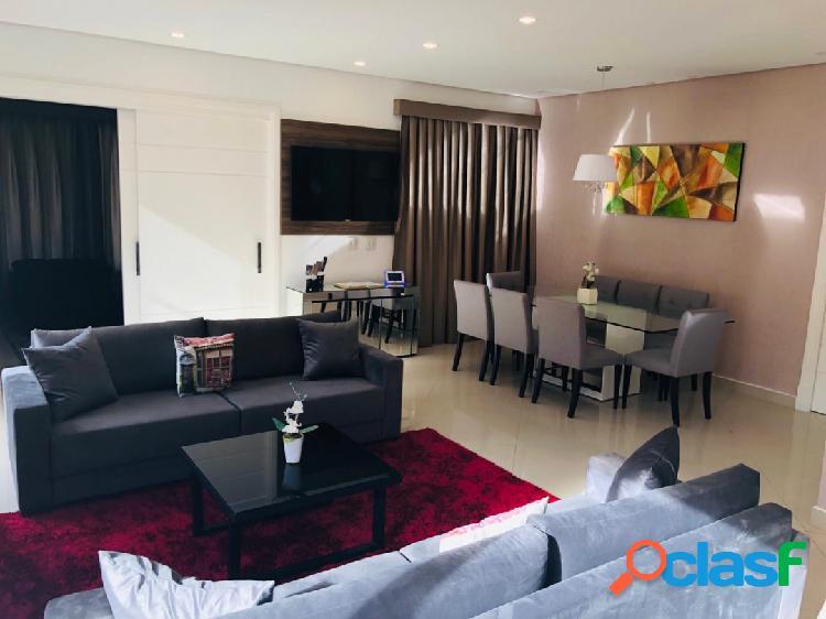 Venda de linda casa no condomínio alphasítio-aceita permuta em alphaville
