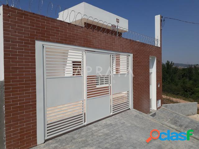 Casa térrea 90m portal dos ipês iii, cajamar, 3 dorms, suíte