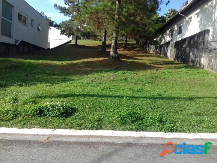 Terreno à venda na região de alphaville: res. 18 do forte