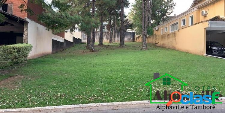 Residencial alpha zero: terreno para comprar em aclive
