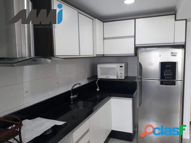Apartamento 3 dormitórios mobiliado com 95m - quadra mar nav