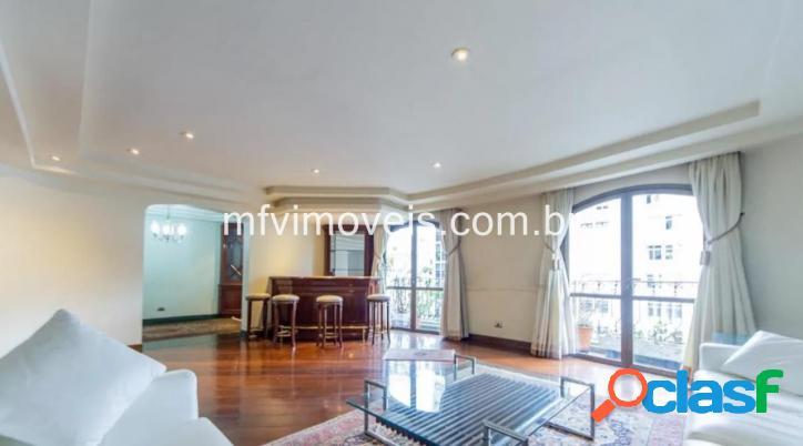 Apartamento de 3 quartos, 2 vagas e 197m² à venda na al. lorena