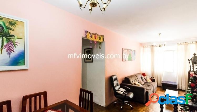 Apartamento 3 quartos à venda na rua dr. virgílio de carvalho - pinheiros