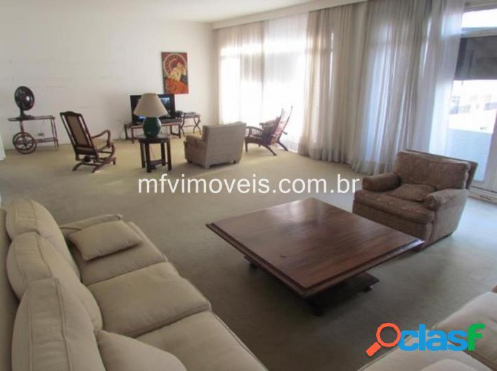 Apartamento 4 quartos à venda na al. joaquim eugênio - jardim paulista
