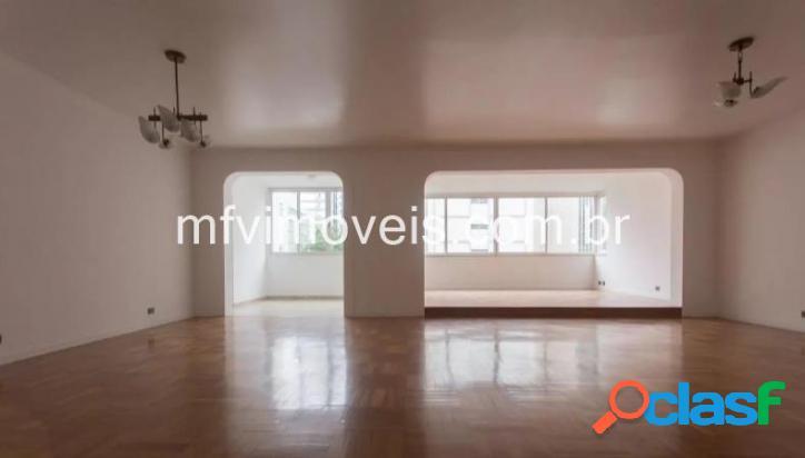 Apartamento de 4 quartos, 2 vagas e 382m² à venda no jd paulista