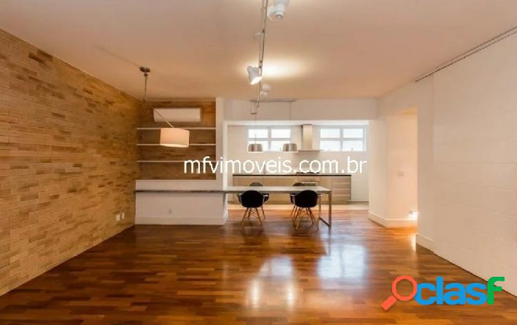 Apartamento 3 quartos à venda na rua bela cintra - jardim américa