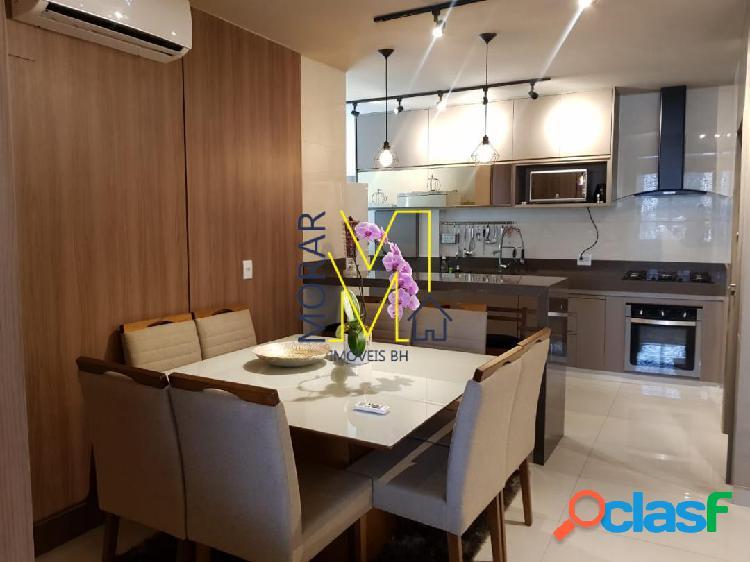 Apartamento 3 quartos - Castelo em Belo Horizonte/MG 2