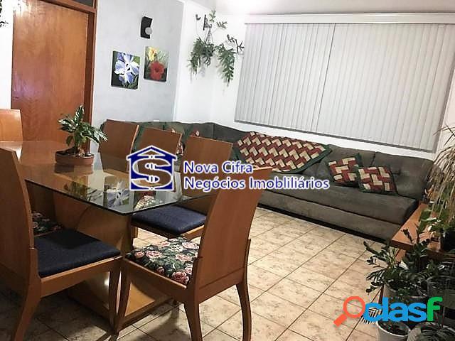 Apartamento 3 dorms na vila adyana - 90m²