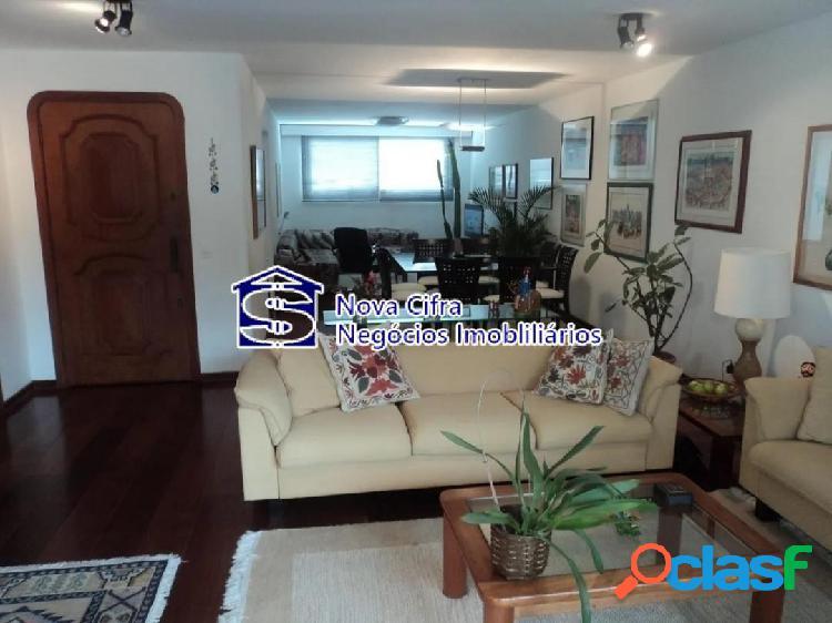 Excelente apartamento 4 dorms. (1 suíte) na vila adyana - 354m²