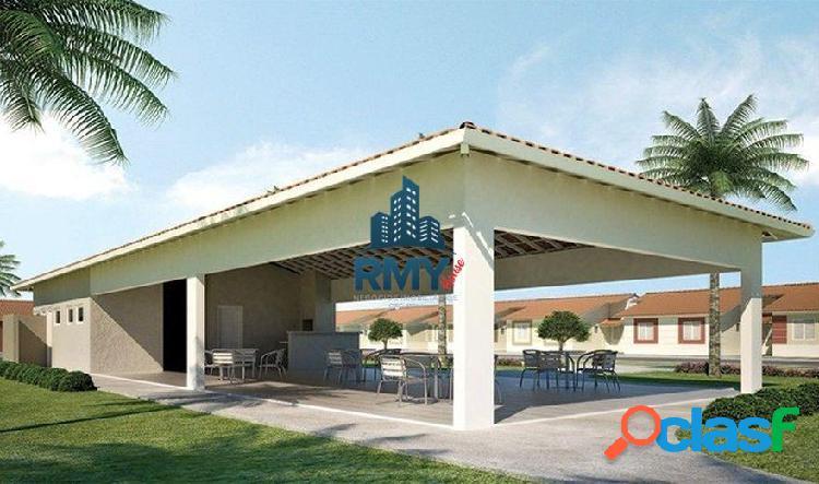 Casa no Condomínio Rio Manso - Jardim Imperial (2 dormitórios) 1
