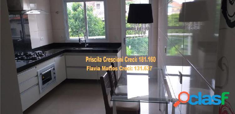 Ótimo apartamento mobiliado no bairro vila curuçá - pronto para morar