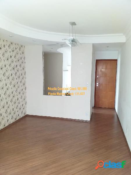 Ótimo apartamento no centro de sbc - pronto para morar condomínio villagio