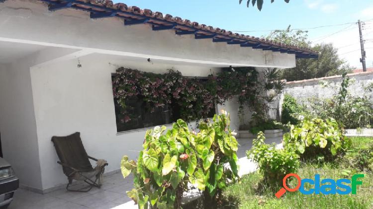 Casa ampla ótima localização a 5 quadras da praia do cibratel itanhaém s/p