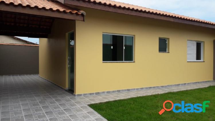 Casa linda lado praia ótima localização bairro c/ moradores fixos itanhaém.